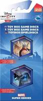 Disney Interactive Disney Infinity 2.0 Toy Box Game Discs Marvel
