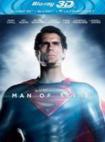 Warner Bros Man of Steel (3D) (3D & 2D Blu-ray)