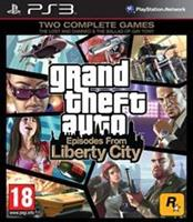 Take-Two Interactive Grand Theft Auto 4 (GTA 4) Episodes from Liberty City