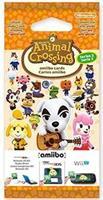 Nintendo Animal Crossing Amiibo Cards Serie 2 (1 pakje)