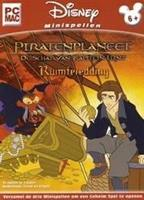 Disney's Piratenplaneet Ruimteredding