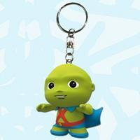 DC Comics Little Mates Keychain - Martian Manhunter