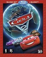 Disney Cars 2 (3D) (3D & 2D Blu-ray)
