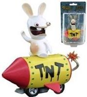 Raving Rabbids Figure Pullback TNT