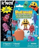 K'NEX Pac-Man and the Ghostly Adventures Mystery Figure