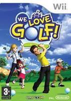 Capcom We Love Golf