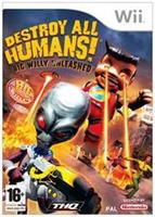 THQ Destroy All Humans Big Willy Unleashed