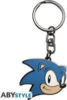 ABYstyle Sonic Metal Keychain - Sonic