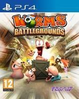 Team 17 Worms Battlegrounds