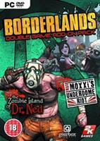 2K Games Borderlands Double Game Add-on Pack
