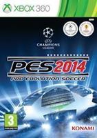 Konami Pro Evolution Soccer 2014