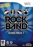 Electronic Arts Rock Band Song Pack 1