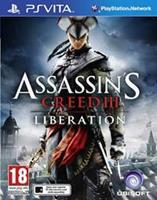 Ubisoft Assassin's Creed 3 Liberation