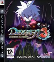 Square Enix Disgaea 3 Absence of Justice
