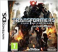 Activision Transformers Dark of the Moon Decepticons