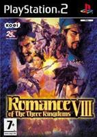 Koei Romance of the Three Kingdoms 8
