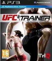 THQ UFC Personal Trainer (Move) + Leg Strap