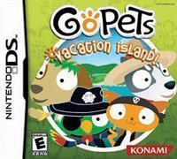 Konami Go Pets Vacation Island