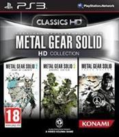 Konami Metal Gear Solid HD Collection