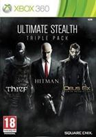 Square Enix Ultimate Stealth Triple Pack