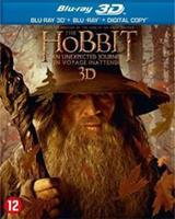 Warner Bros The Hobbit an Unexpected Journey 3D (3D & 2D Blu-ray)