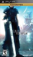 Square Enix Crisis Core Final Fantasy 7