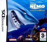 THQ Finding Nemo Escape to the Big Blue
