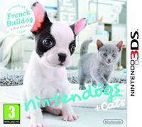 Nintendo gs + Cats Bulldog