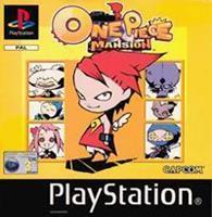 Capcom One Piece Mansion