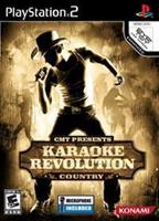 Konami Karaoke Revolution Country Bundle