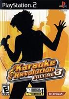 Konami Karaoke Revolution Vol. 3