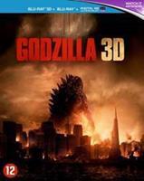 Godzilla (3D) (Blu-ray)