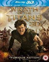 Warner Bros Wrath of the Titans 3D (3D & 2D Blu-ray)
