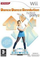 Konami Dance Dance Revolution Hottest Party 2