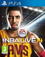 Electronic Arts NBA Live 14 (2014)