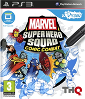 THQ Marvel Super Hero Squad Comic Combat (uDraw HD only)
