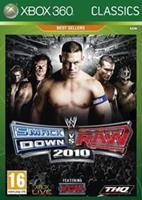 THQ WWE SmackDown vs Raw 2010 (Classics)