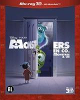 Disney Monsters En Co. (3D) (3D & 2D Blu-ray)