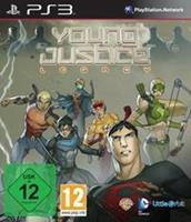 Namco Bandai Games Young Justice Legacy