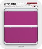 Nintendo Cover Plate NEW  3DS - Pink