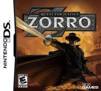 505 Games Zorro Quest For Justice