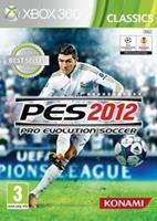 Konami Pro Evolution Soccer 2012 (classics)