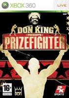 2K Games Don King Prizefighter Boxing