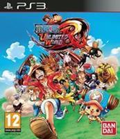 Namco Bandai One Piece Unlimited World Red