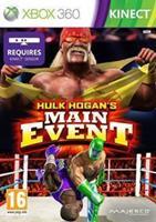 Majesco Hulk Hogan's Main Event (Kinect)