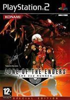 Konami Zone of the Enders 2