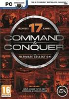 Electronic Arts Command and Conquer The Ultimate Collection (code in a box)