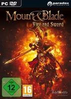 Paradox Interactive Mount & Blade With Fire and Sword