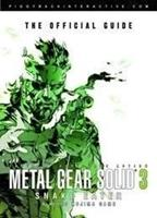 Piggyback Metal Gear Solid 3 Guide