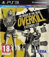 SEGA The House of the Dead Overkill (Extended Cut)